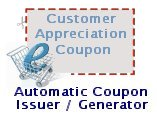 Automatic Coupon Issuer