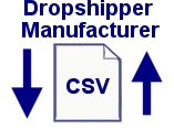 Advanced CSV Dropshipper/Manufacturer Data Utility (ASP)