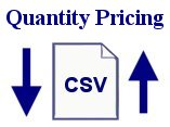 Advanced CSV Quantity Pricing Data Utility (ASP)